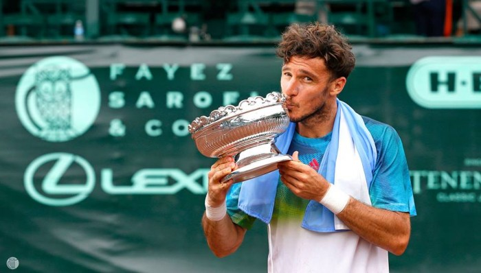 ATP Houston: Juan Monaco Outlasts Jack Sock for Title