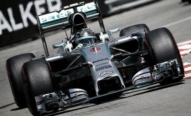 Rosberg, Príncipe no Mónaco
