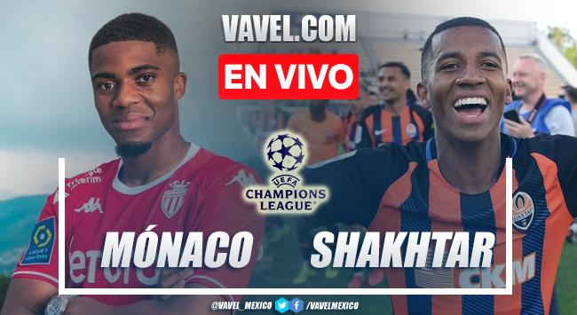Gol y resumen del Mónaco 0-1 Shakhtar en Champions League
