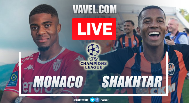 Goal and Highlights: Monaco 0-1 Shakhtar in Champions League