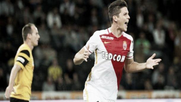 Ligue des Champions: Monaco a un pied en barrage