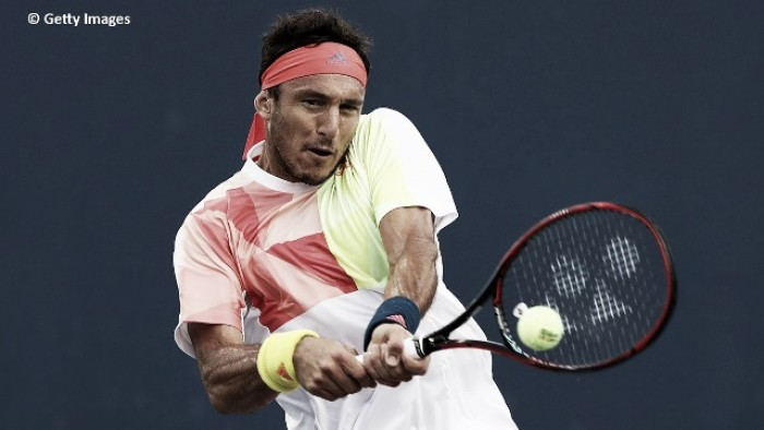 ATP 250: Argentina empezó con el pie derecho en China