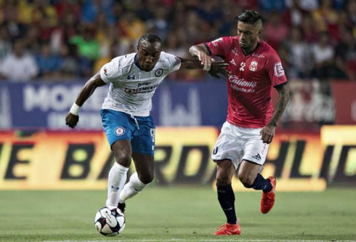 Monarcas 1-1 Cruz Azul: puntuaciones de Cruz Azul en la jornada 13