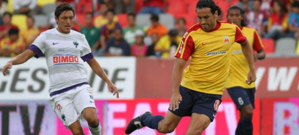 Morelia - Monterrey : Duelo de goles