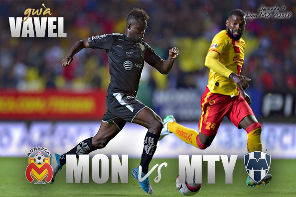 Monarcas Morelia vs Rayados Monterrey: cómo y dónde ver Jornada 7, canal y horario TV