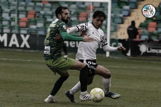 El Salamanca CF sube a Monarrez al primer equipo