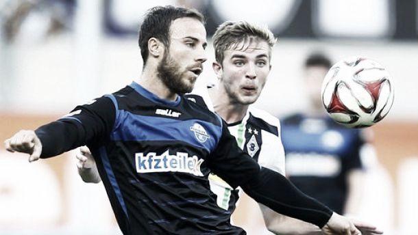 Mönchengladbach v Paderborn: Host's favourites against minnows