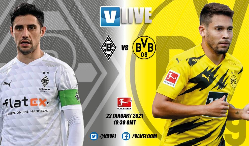 As it happened: Borussia Monchengladbach 4-2 Borussia Dortmund