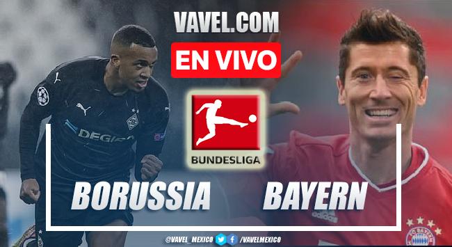 Goles y resumen del Gladbach 1-1 Bayern Múnich en Bundesliga 2021
