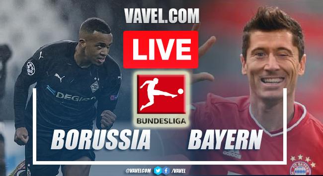 Goals and Highlights: Gladbach 1-1 Bayern Munich in Bundesliga 2021