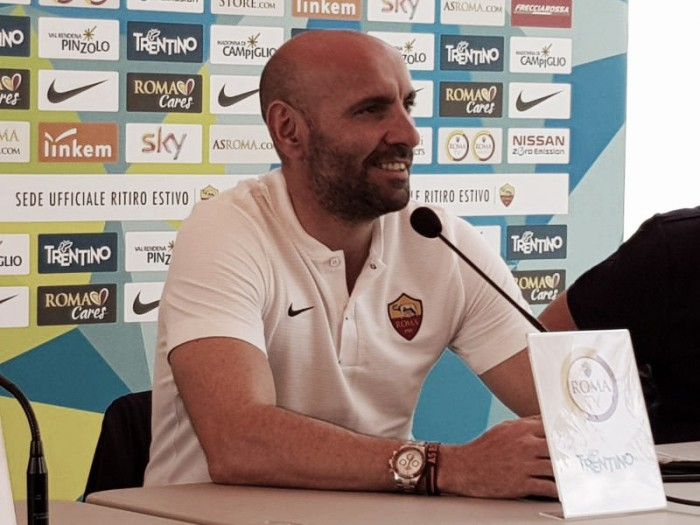 """Roma, Monchi: """"Basta cessioni, Nainggolan resta. Gonalons mio obiettivo da sempre"""""""