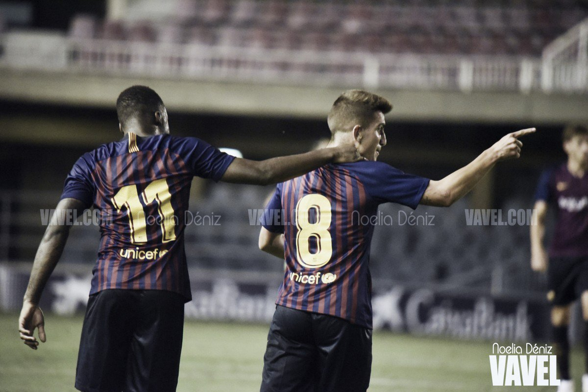 El Barça B ya conoce el horario para enfrentarse al Ejea