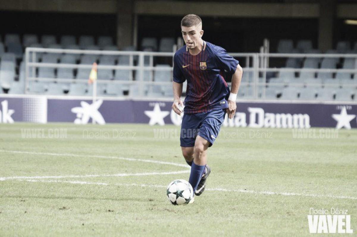 Monchu renueva con el Barça