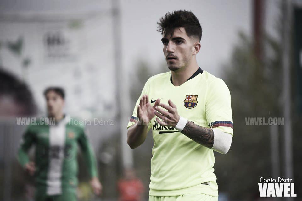 El Barcelona cede a Monchu al Girona FC