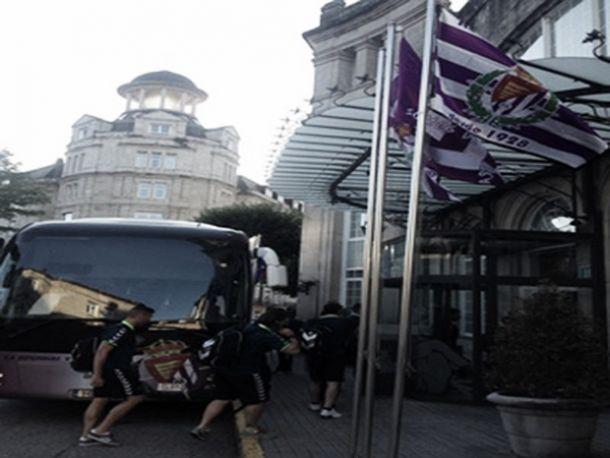 Mondariz-Balneario recibe la llegada del Pucela