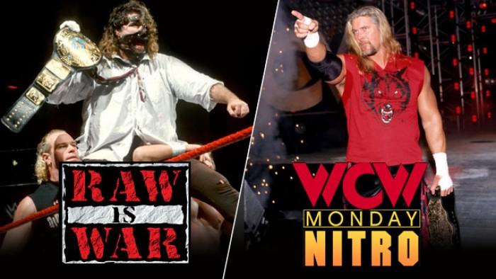 Civil War: WCW Vs WWE