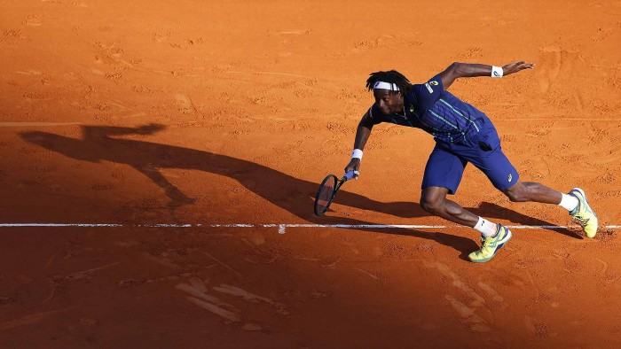 ATP Monte Carlo: Gael Monfils reaches final after victory over Jo-Wilfred Tsonga