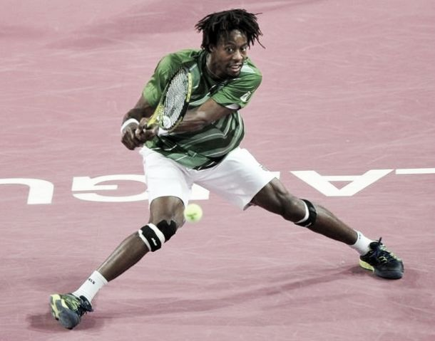 Montpellier : Monfils et Roger Vasselin in, Benneteau out