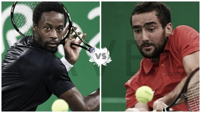 Tenis olímpico, tercera ronda: Monfils vs Cilic