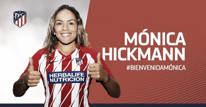 Time feminino do Atletico de Madrid acerta com zagueira brasileira Monica, ex-Orlando Pride