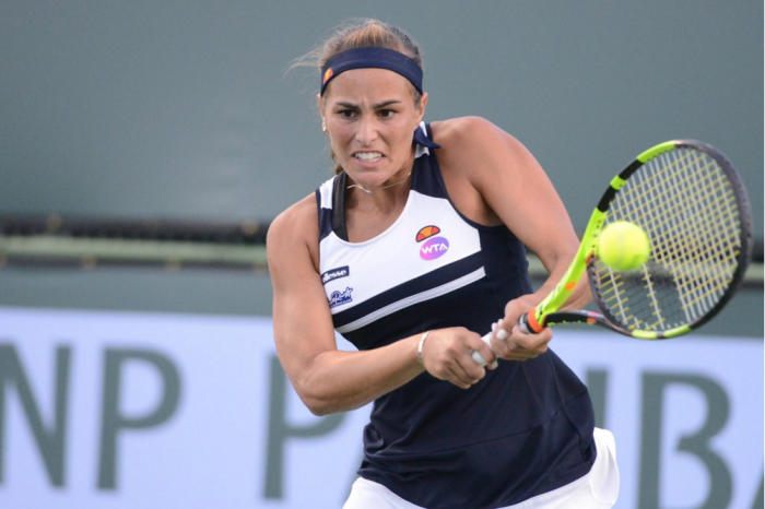 WTA Indian Wells: Monica Puig Cruises Past Mirjana Lucic-Baroni