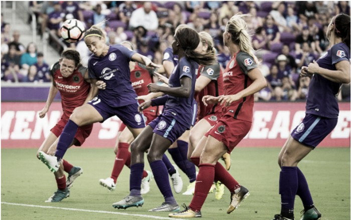 Orlando Pride loan Monica to Atlético Madrid for the offseason