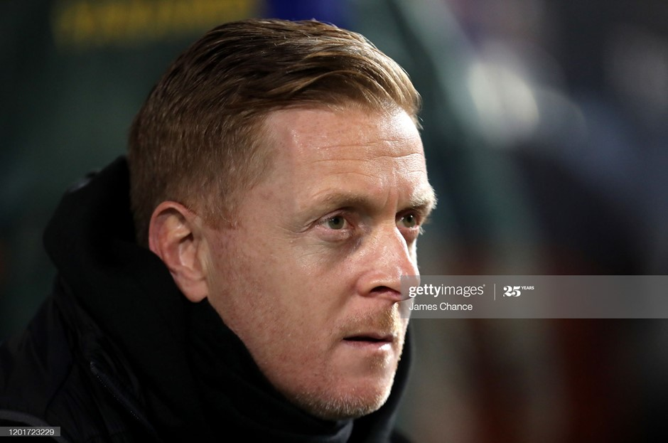 Sheffield Wednesday manager Garry Monk reflected on his side's Championship defeat to Brentford. Photo: James Chance/Getty Images.
