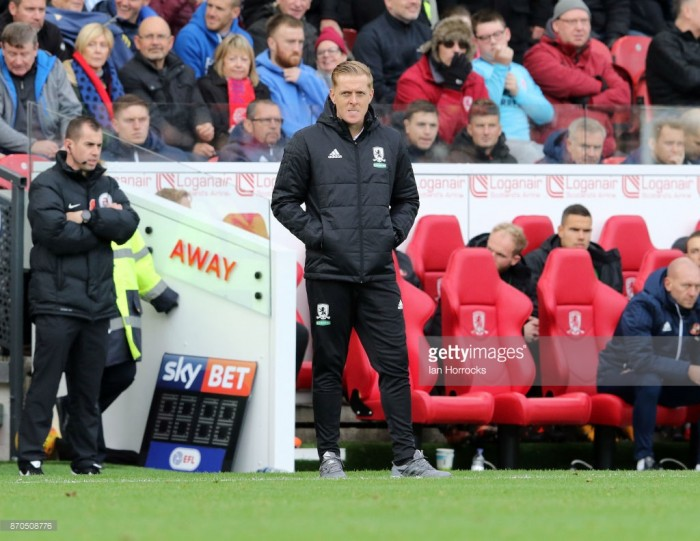 Middlesbrough 2-0 Ipswich Town: Monk pleased with Bamford's response