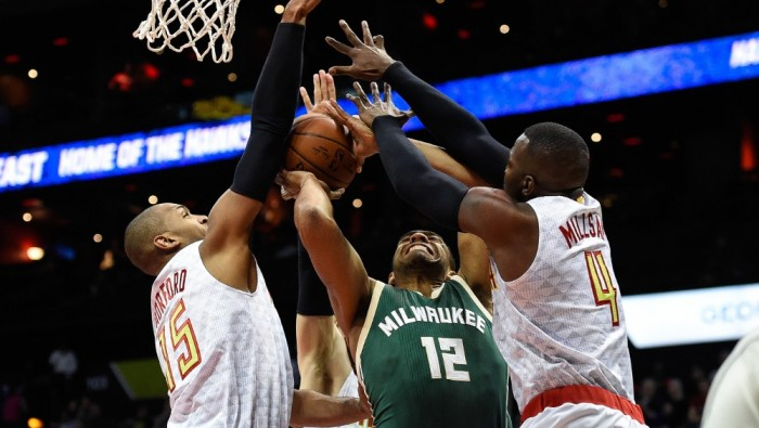 NBA - Parker e Monroe sugli scudi. Milwaukee espugna Atlanta dopo due supplementari (109-117)