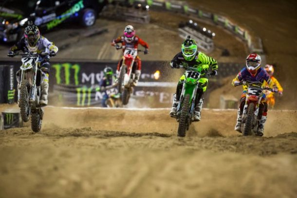 Monster Energy Cup Supercross Results