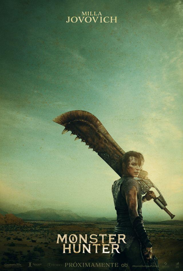 """Monster Hunter"" : Teaser y fecha de estreno"