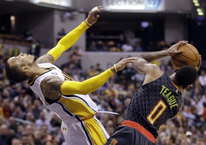 Indiana Pacers v. Atlanta Hawks preview:  A rematch in the 'A'