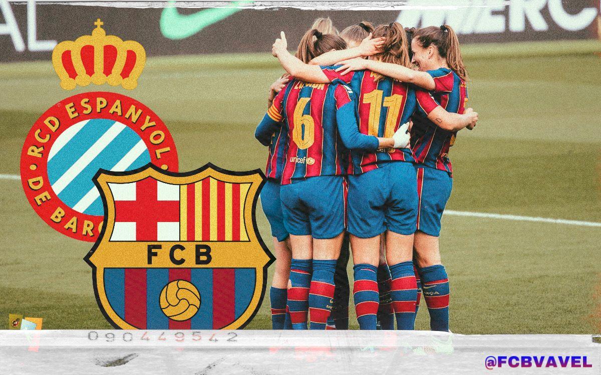 Previa RCD Espanyol-FC Barcelona: el campeón quiere prorrogar su buena racha en la Dani Jarque