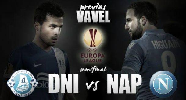 Dnipro - Nápoles: la gloria pasa por el este