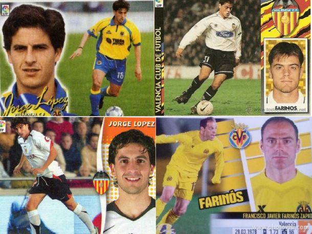 Jorge López y Farinós, dos jugadores con Villarreal y Valencia en el corazón