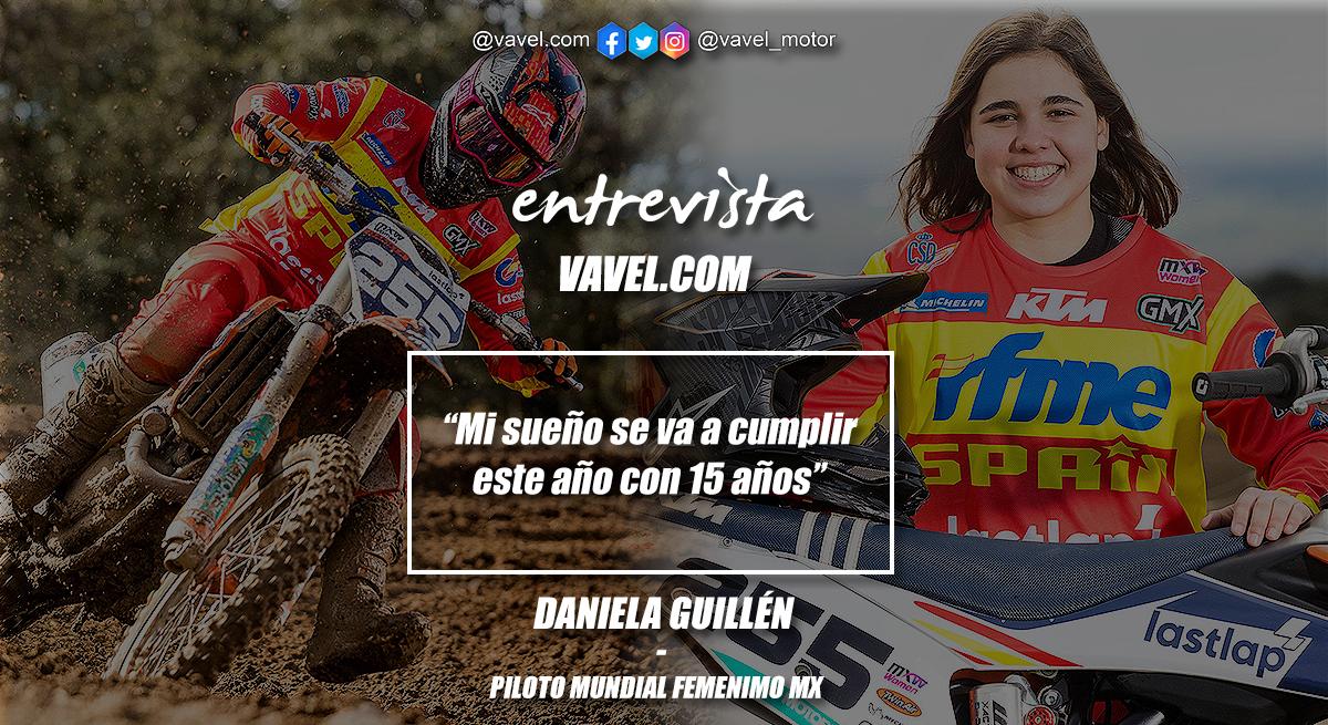 """Entrevista. Daniela Guillén: """"Mi sueño se va a cumplir este año con 15 años"""""""