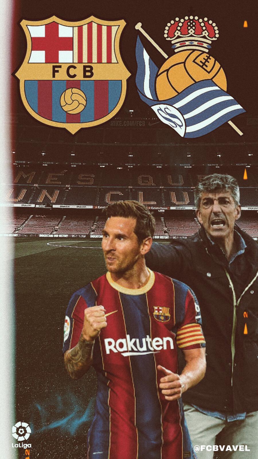 Previa FC Barcelona-Real Sociedad: en busca de una reacción vital