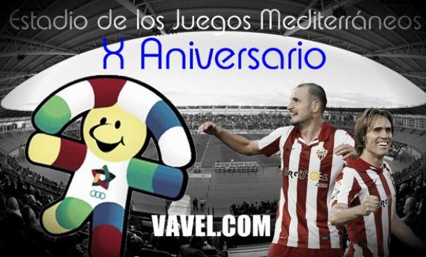 X Aniversario del Estadio de los Juegos Mediterráneos