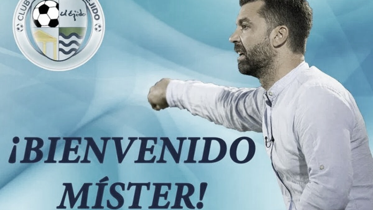 Tito García Sanjuan, nuevo técnico celeste