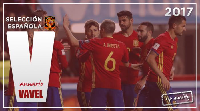Anuario VAVEL selección española 2017: el año de la transición