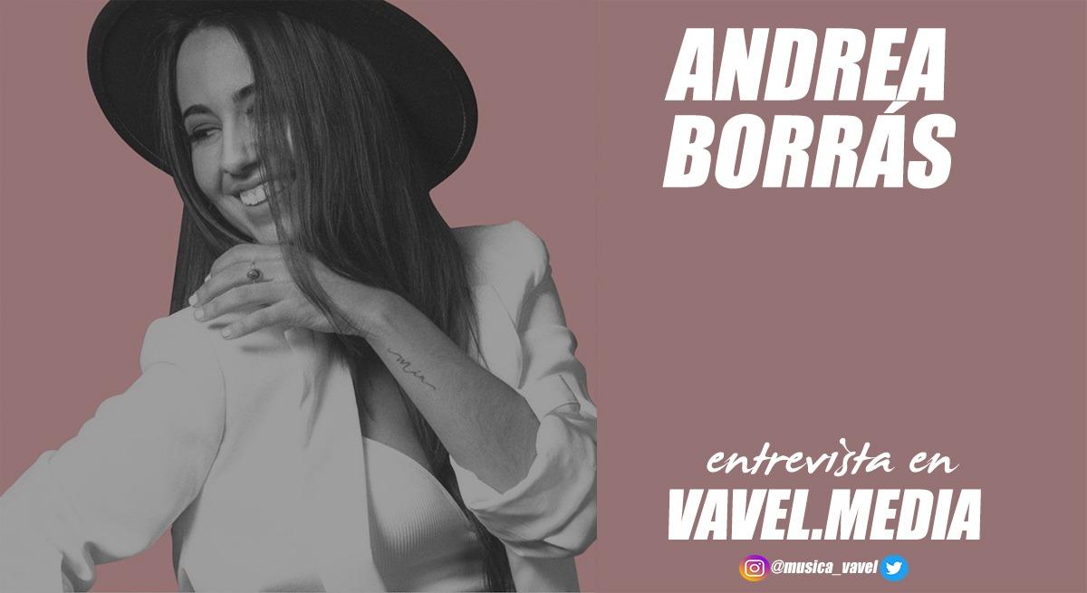 """Entrevista. Andrea Borrás: """"El secreto es disfrutar"""""""