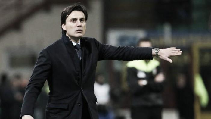 Montella, di nuovo lui al primo posto nella testa del Milan per la panchina