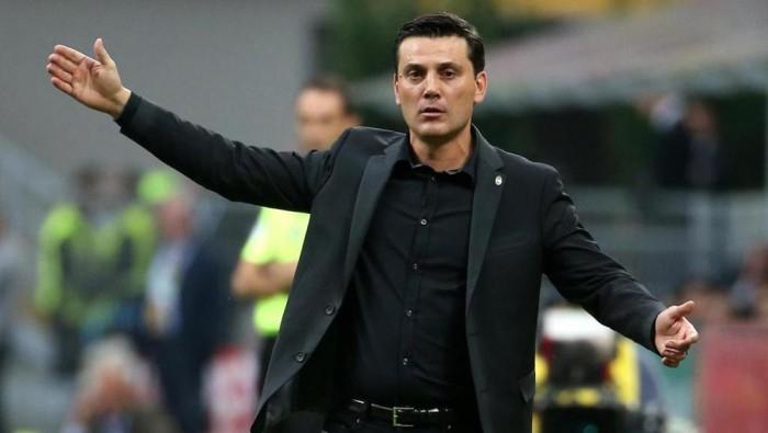 """Milan - Craiova, Montella: """"Soddisfatto della prestazione dei ragazzi"""""""
