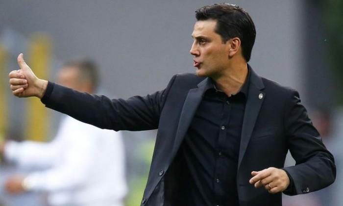 """Milan, Montella predica prudenza: """"Non è decisiva, domani vorrei emozionarmi"""""""