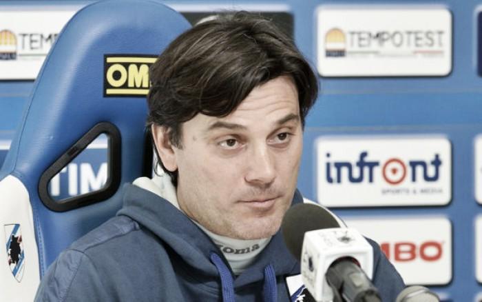 """Montella: """"Mi vedrò con Ferrero, settimana complicata, domani giochiamo per l'orgoglio"""""""