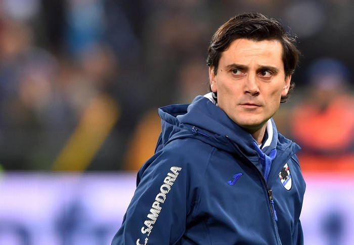 """Montella: """"Ci vuole tempo, Cassano è motivato, affetto particolare per la Sampdoria"""""""