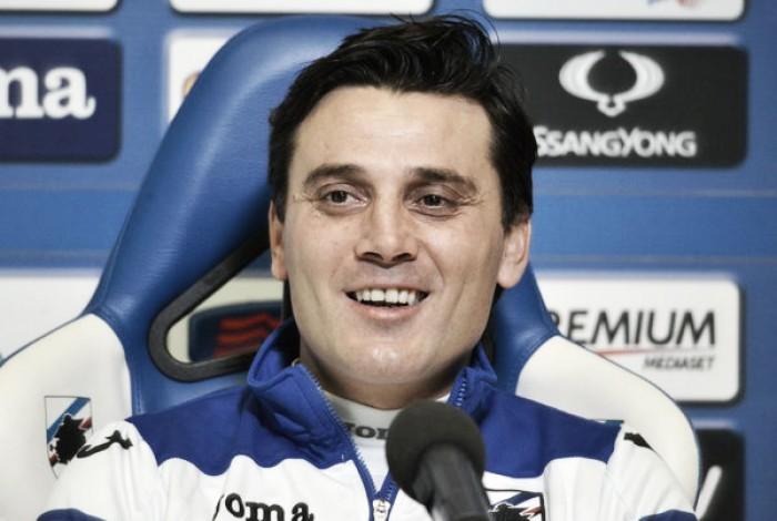 """Montella: """"Con il Sassuolo è una partita delicata, abbiamo bisogno di punti come loro"""""""