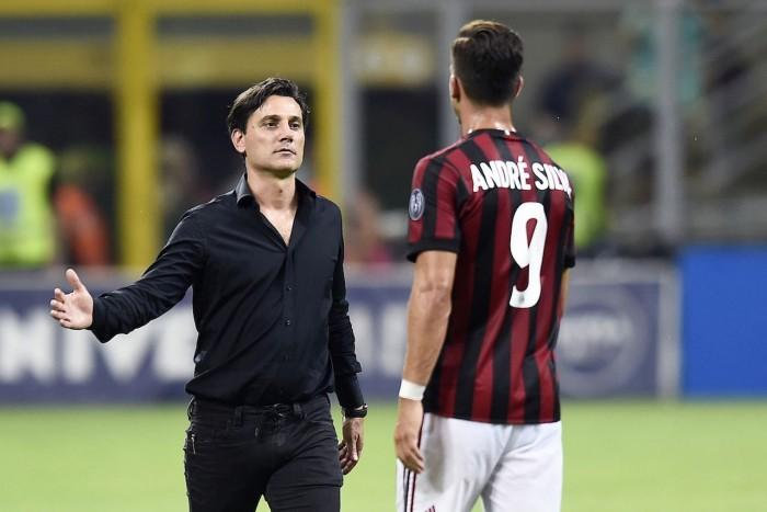 """Milan, Montella in conferenza: """"Abbiamo bisogno di diventare prima squadra e poi vincente"""""""