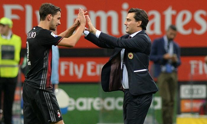 Milan, la cura Montella è una plusvalenza: sale il prezzo di alcuni rossoneri