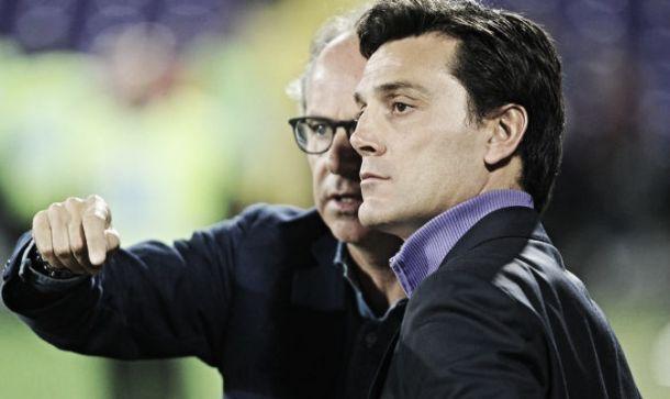 """Montella replica a Della Valle: """"Pronto a restare alla Fiorentina"""""""